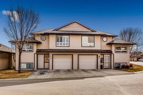 Townhouse for sale at 103 Fairways Dr Northwest Unit 31 Airdrie Alberta - MLS: C4237747
