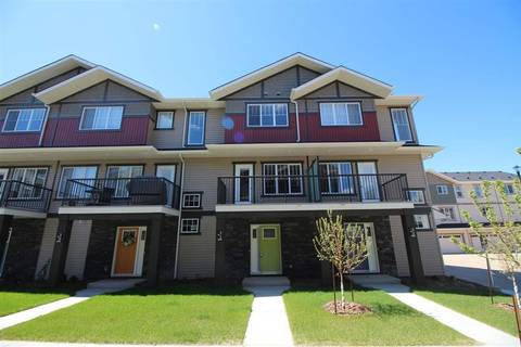 Townhouse for sale at 12815 Cumberland Rd Nw Unit 31 Edmonton Alberta - MLS: E4157630