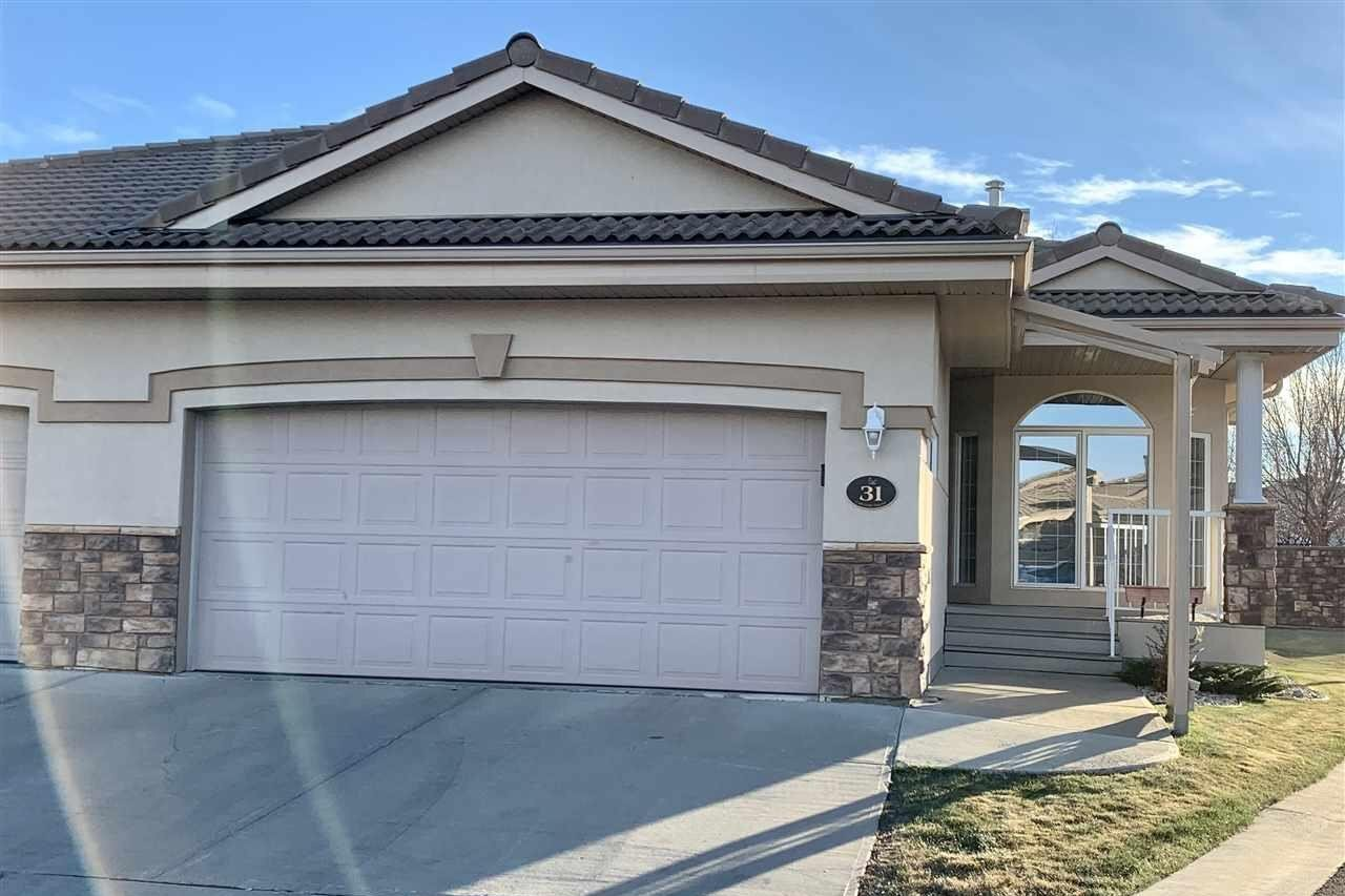 Townhouse for sale at 13808 155 Av NW Unit 31 Edmonton Alberta - MLS: E4220004
