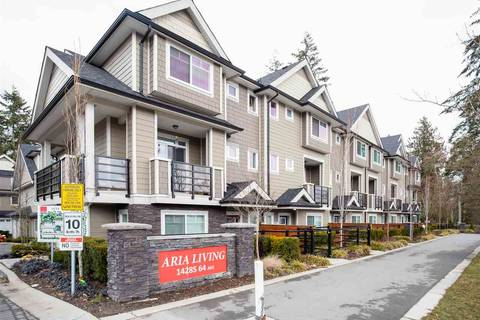 Townhouse for sale at 14285 64 Ave Unit 31 Surrey British Columbia - MLS: R2348492