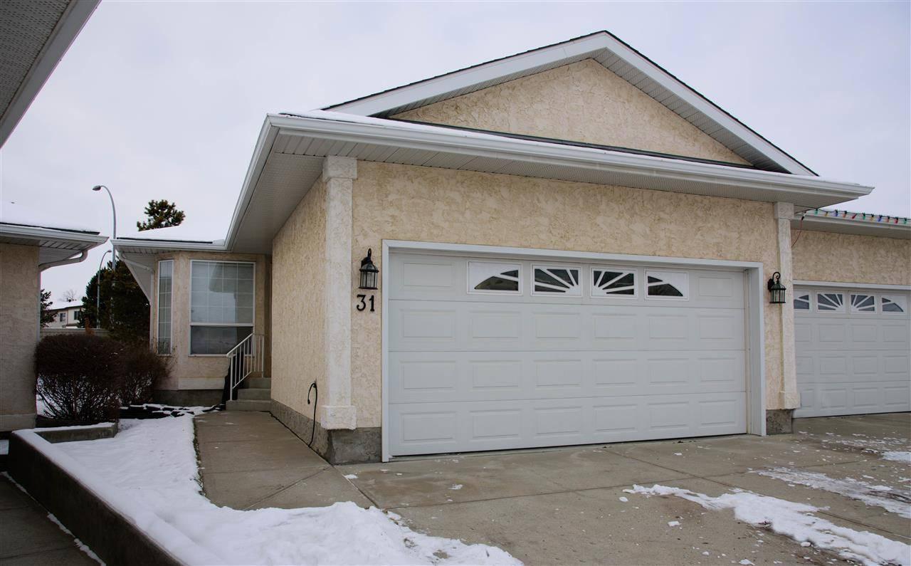 Townhouse for sale at 14428 Miller Blvd Nw Unit 31 Edmonton Alberta - MLS: E4182161