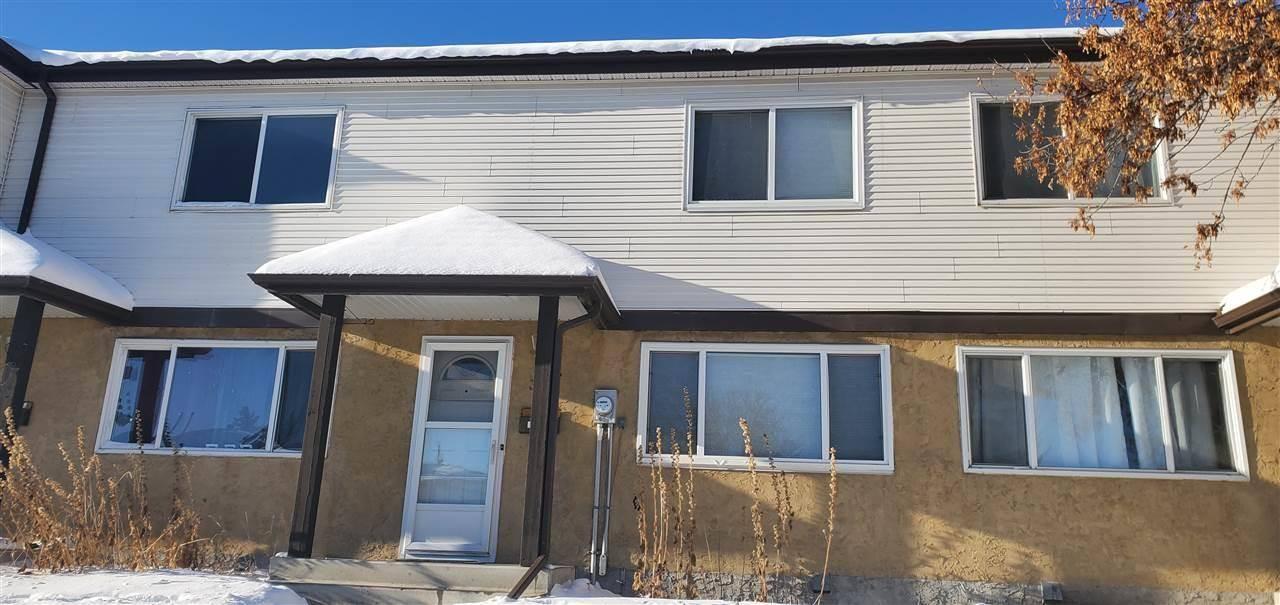 Townhouse for sale at 14511 52 St Nw Unit 31 Edmonton Alberta - MLS: E4184870