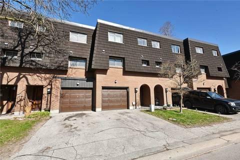 Condo for sale at 16 Darras Ct Unit 31 Brampton Ontario - MLS: W4749261
