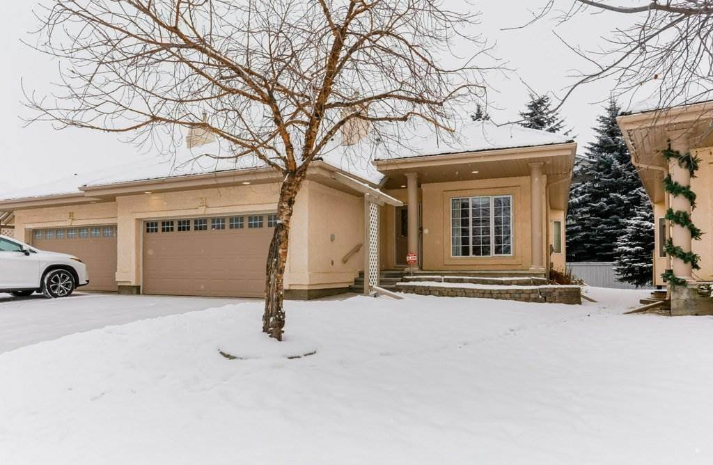 Townhouse for sale at 170 Kingswood Blvd Unit 31 St. Albert Alberta - MLS: E4182316