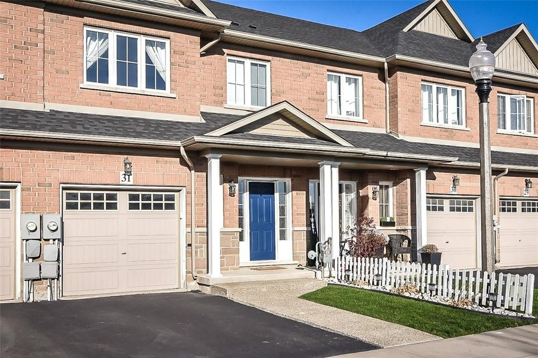 Townhouse for rent at 170 Palacebeach Tr Unit 31 Stoney Creek Ontario - MLS: H4093129