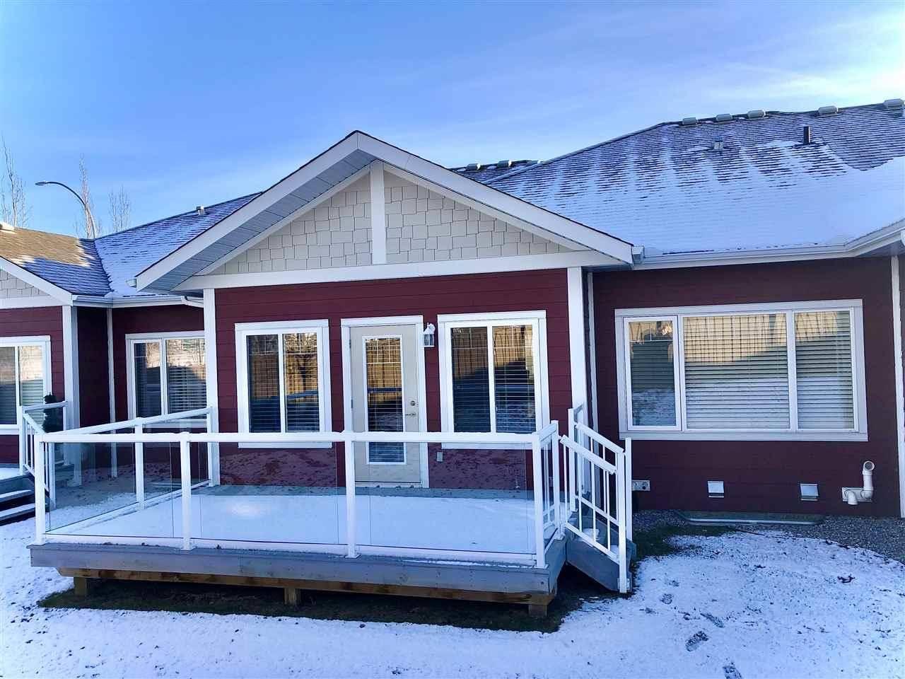 Townhouse for sale at 175 Mcconachie Dr Nw Unit 31 Edmonton Alberta - MLS: E4180465