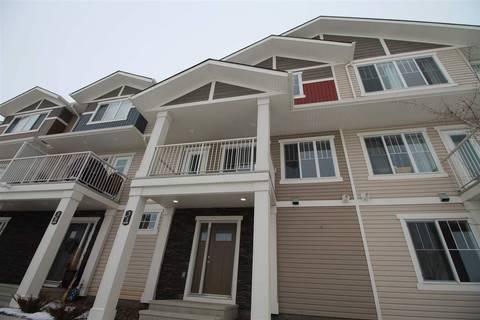 Townhouse for sale at 17832 78 St Nw Unit 31 Edmonton Alberta - MLS: E4142429