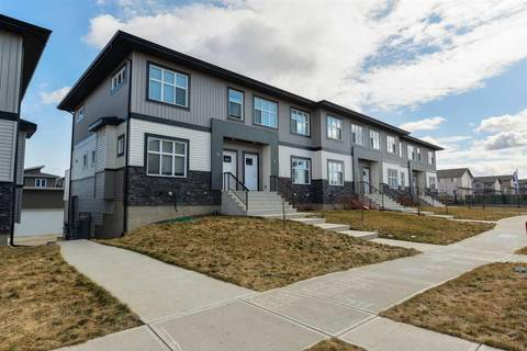 Townhouse for sale at 20 Vanderbilt Common Unit 31 Spruce Grove Alberta - MLS: E4150383