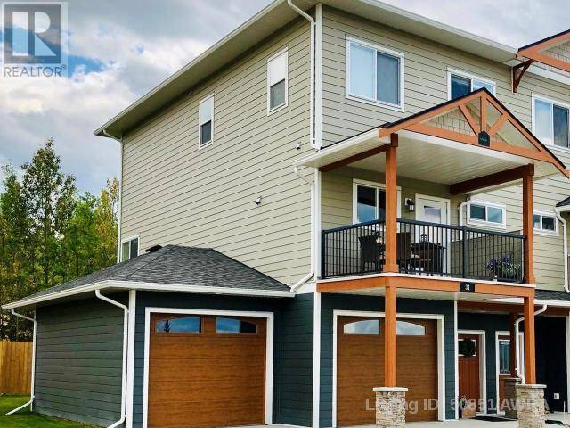 House for sale at 214 Mcardell Dr Unit 31 Hinton Hill Alberta - MLS: 50851