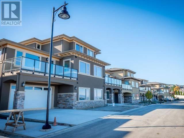 Townhouse for sale at 2171 Van Horne Drive  Unit 31 Kamloops British Columbia - MLS: 152821