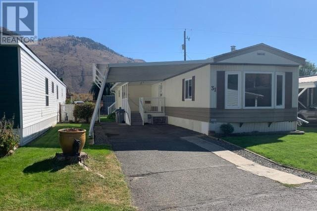 Home for sale at 2400 Oakdale Wy Unit 31 Kamloops British Columbia - MLS: 158537