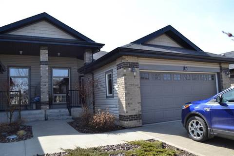 Townhouse for sale at 276 Cranford Dr Unit 31 Sherwood Park Alberta - MLS: E4182877