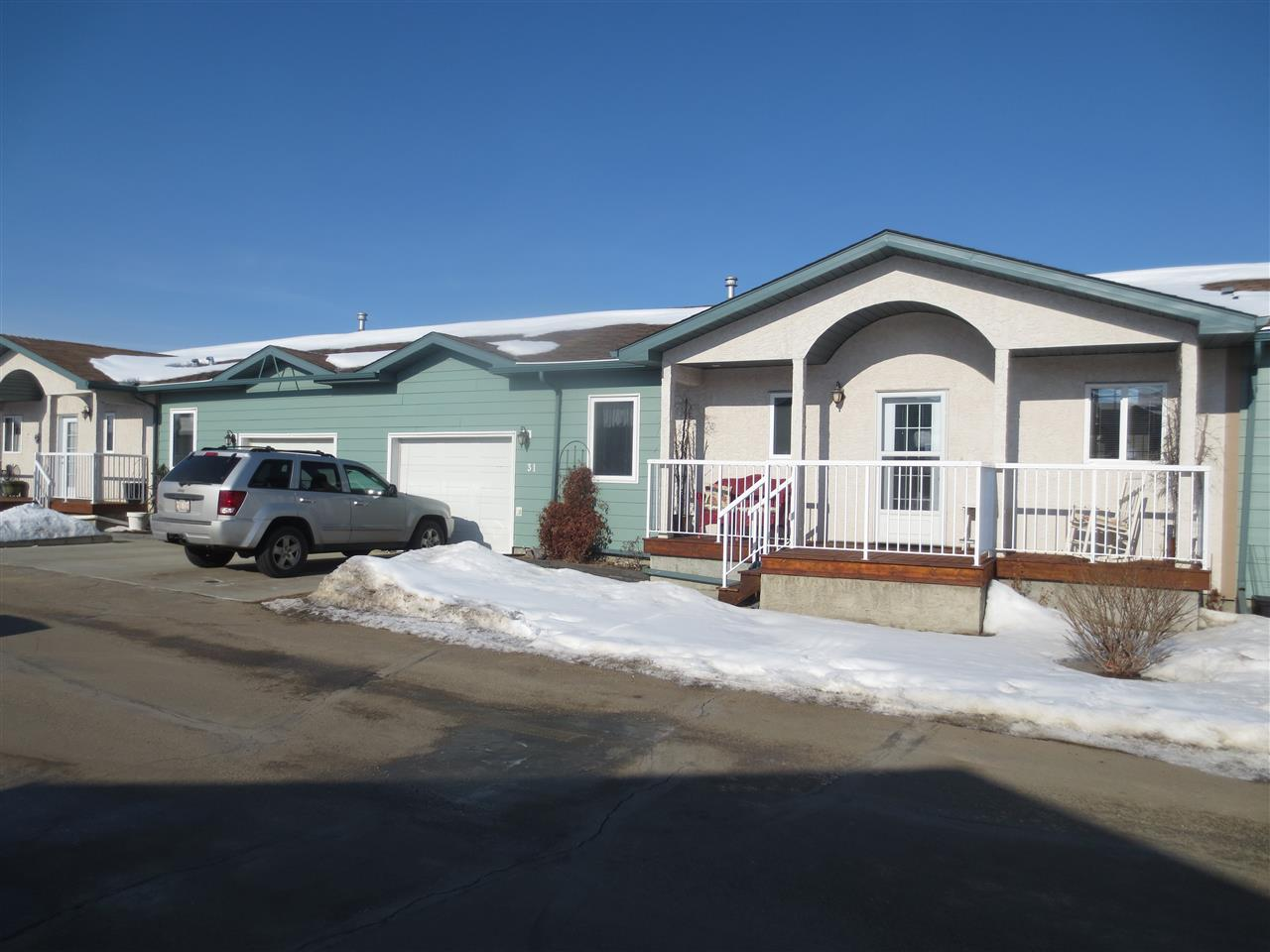 For Sale: 31 3 Spruce Ridge Drive, Spruce Grove, AB | 2 Bed, 2 Bath Townhouse for $289,900. See 18 photos!