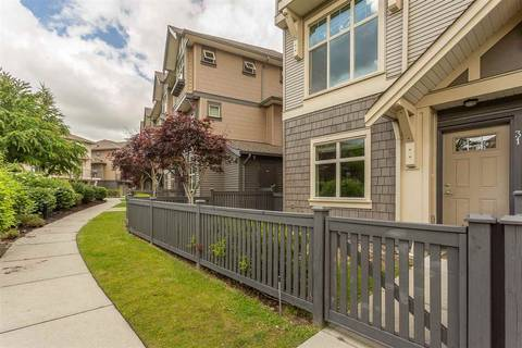 Townhouse for sale at 31125 Westridge Pl Unit 31 Abbotsford British Columbia - MLS: R2377507