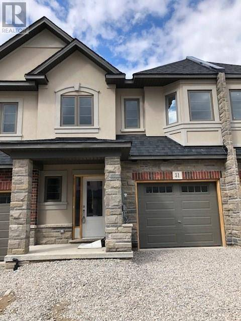 Townhouse for rent at 324 Equestrian Wy Unit 31 Cambridge Ontario - MLS: 30800425
