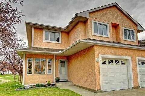Townhouse for sale at 388 Sandarac Dr Northwest Unit 31 Calgary Alberta - MLS: C4245501