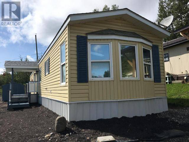 Residential property for sale at 4500 42 Ave Unit 31 Chetwynd British Columbia - MLS: 180140