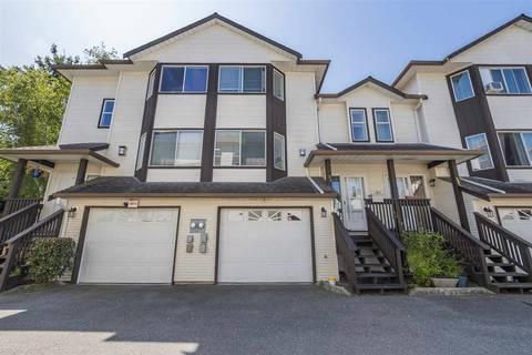 Townhouse for sale at 45740 Thomas Rd Unit 31 Sardis British Columbia - MLS: R2391757