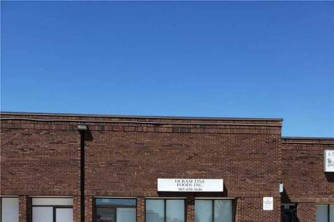 Commercial property for sale at 5732 Highway 7  Unit 31 Vaughan Ontario - MLS: N4770985