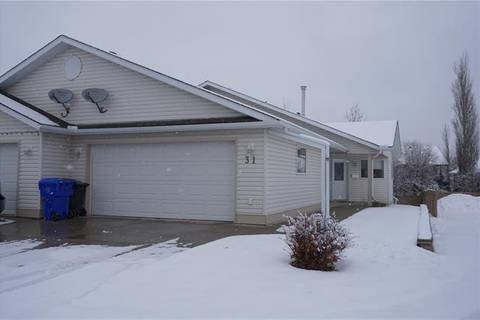 Townhouse for sale at 6009 62 Ave Unit 31 Olds Alberta - MLS: C4276321