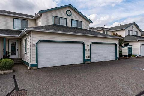 Townhouse for sale at 6434 Vedder Rd Unit 31 Sardis British Columbia - MLS: R2405466