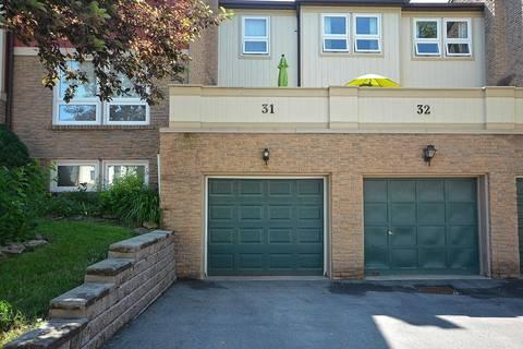 Condo for sale at 7080 Copenhagen Rd Unit 31 Mississauga Ontario - MLS: W4495063