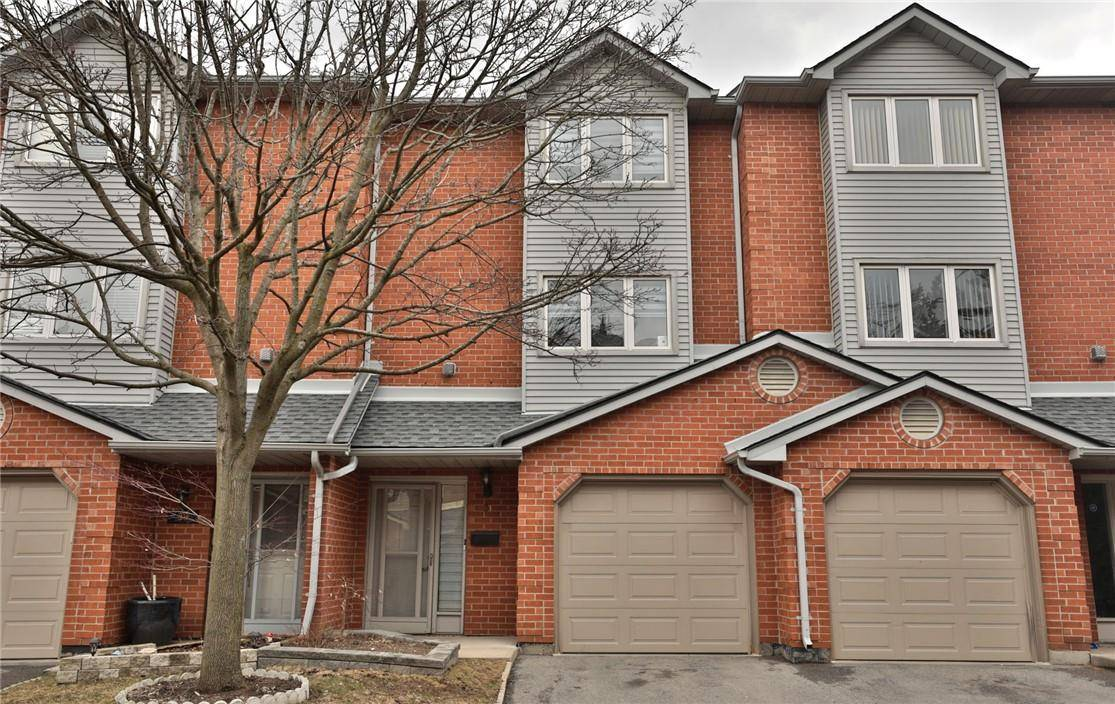 Townhouse for sale at 72 Stone Church Rd W Unit 31 Hamilton Ontario - MLS: H4074953