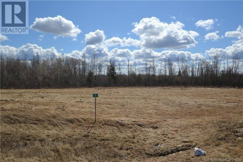 Residential property for sale at 31 721022 Range Road 54  Grande Prairie, County Of Alberta - MLS: GP214009
