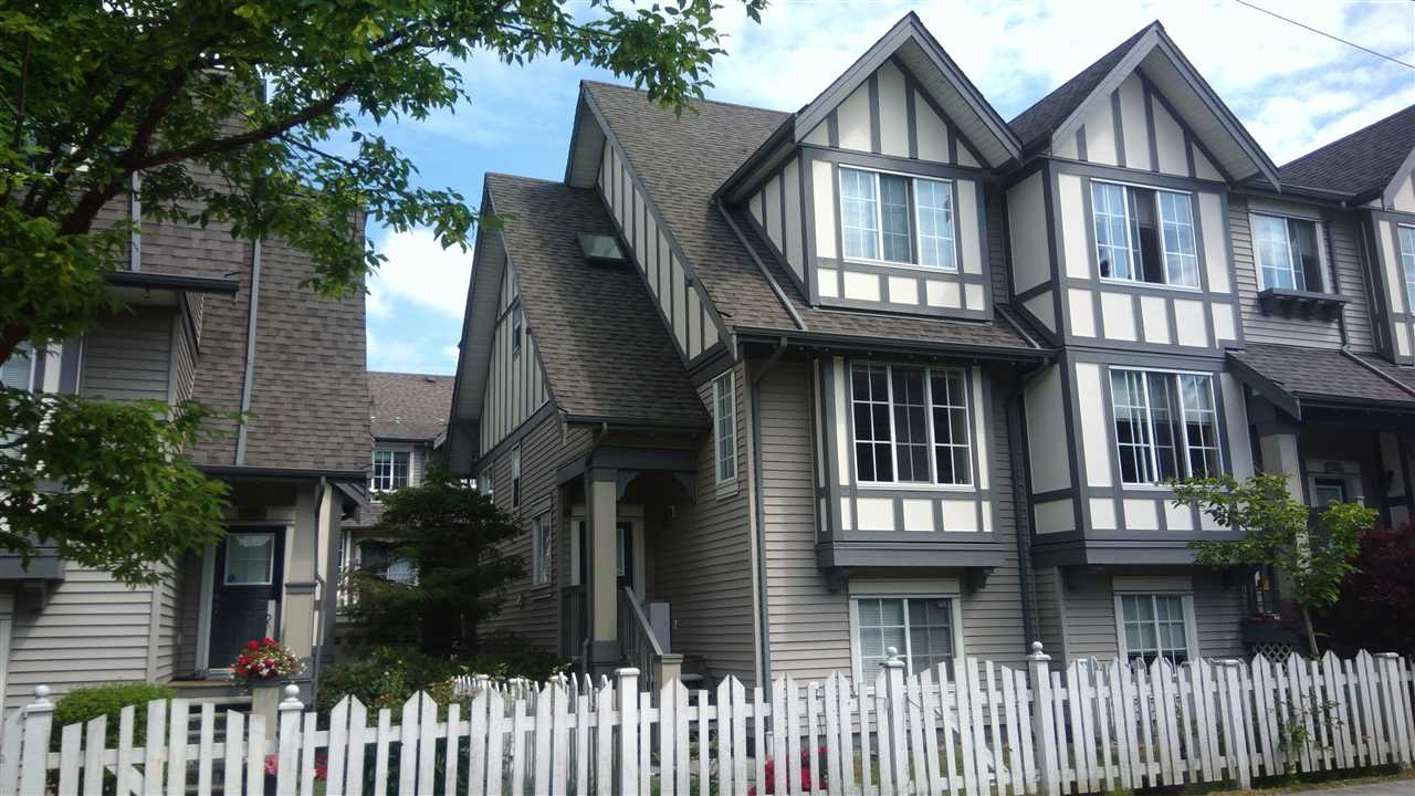 For Sale: 31 - 7331 Heather Street, Richmond, BC | 4 Bed, 4 Bath Townhouse for $1,088,000. See 16 photos!