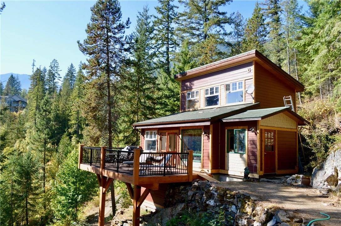 House for sale at 8306 Highway 31 Hy Unit 31 Kaslo British Columbia - MLS: 2428882