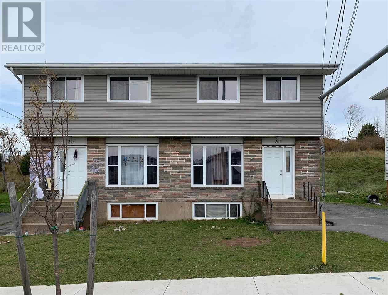 Townhouse for sale at 31 A/b Kennedy Dr Dartmouth Nova Scotia - MLS: 201924924