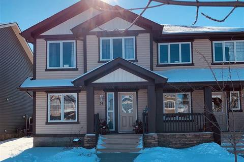 Townhouse for sale at 31 Abbey Rd Sherwood Park Alberta - MLS: E4145632