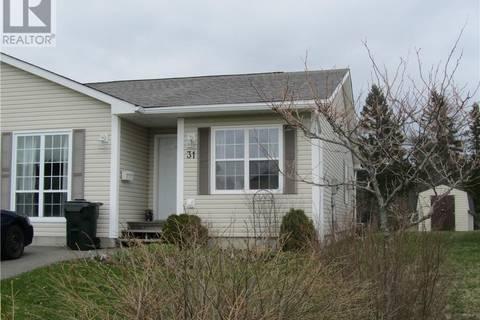 House for sale at 31 Acorn Dr Saint John New Brunswick - MLS: NB023844