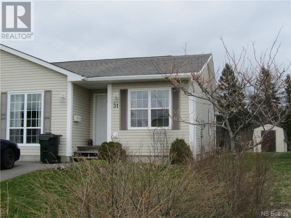 House for sale at 31 Acorn Dr Saint John New Brunswick - MLS: NB041582