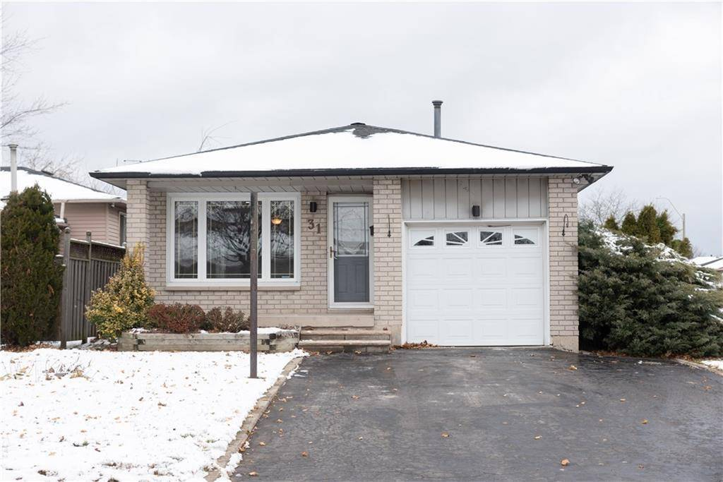 House for sale at 31 Adler Ave Hamilton Ontario - MLS: 30781107