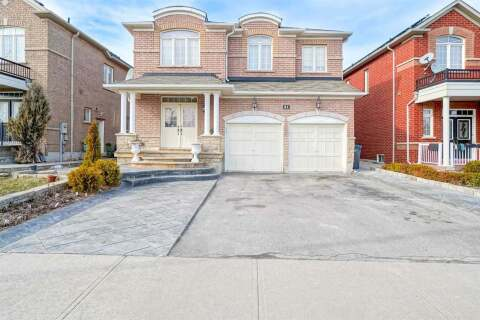 House for sale at 31 Alice Springs Cres Brampton Ontario - MLS: W4774109