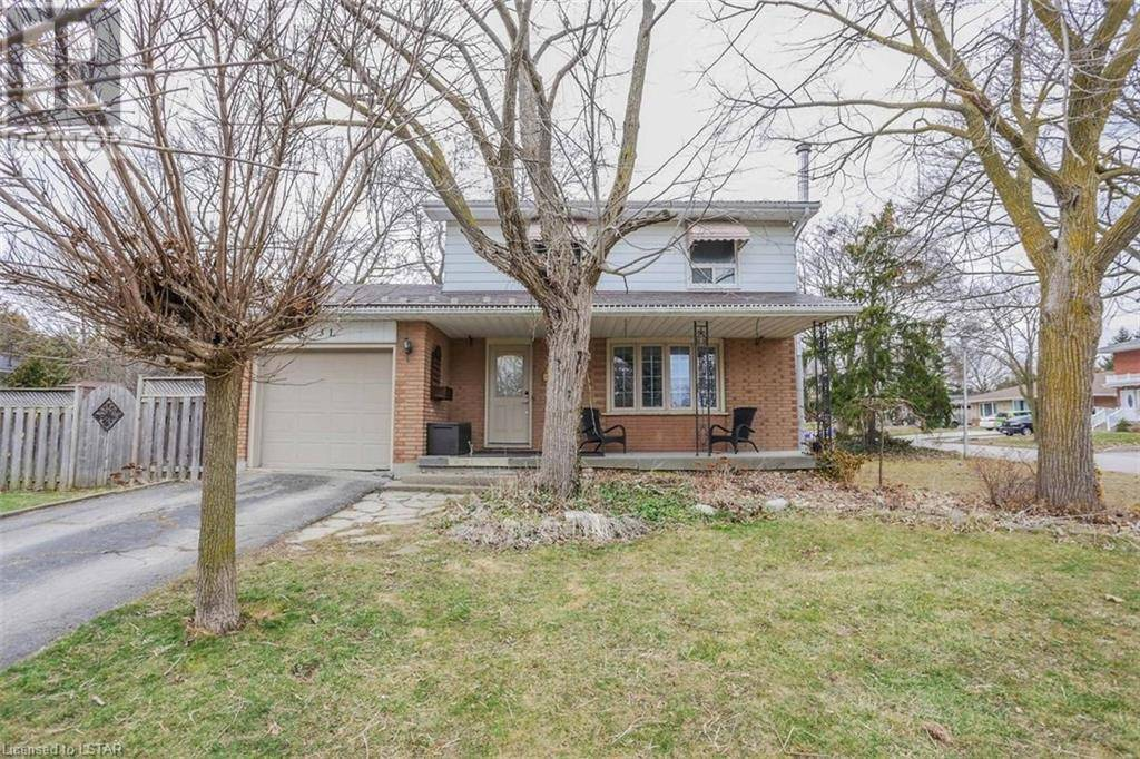 House for sale at 31 Almond Ct London Ontario - MLS: 251723