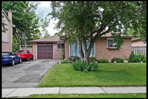 House for rent at 31 Appleby Dr Brampton Ontario - MLS: W4985372