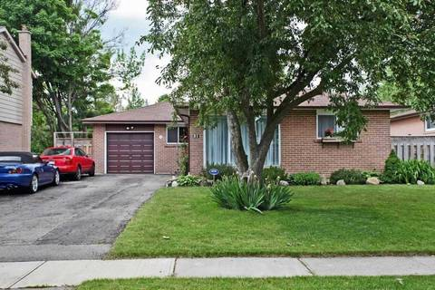 House for rent at 31 Appleby Dr Brampton Ontario - MLS: W4495272