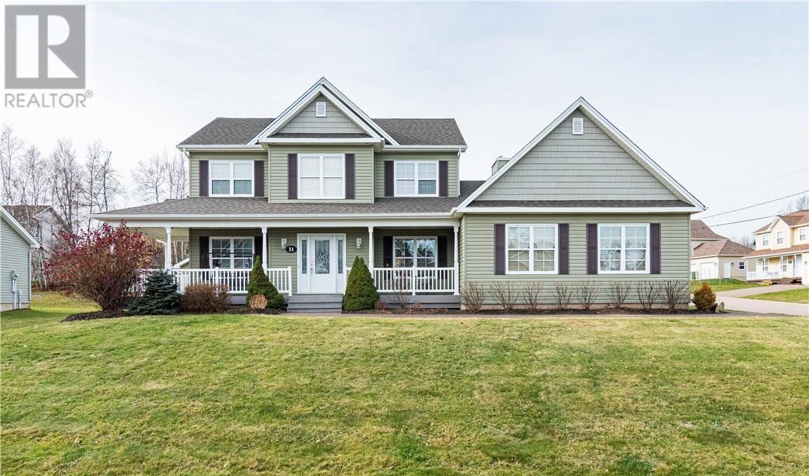 House for sale at 31 Arsene St Dieppe New Brunswick - MLS: M126227