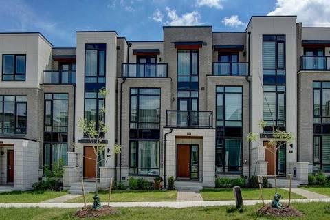 Townhouse for sale at 31 Aylin Cres Vaughan Ontario - MLS: N4490601
