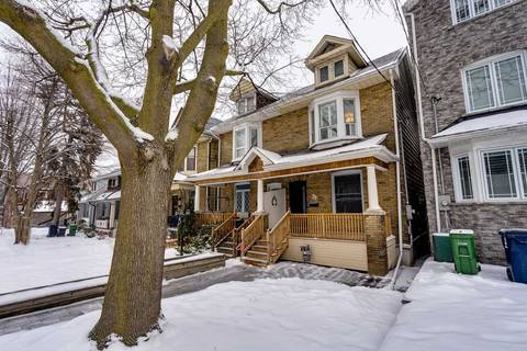Townhouse for sale at 31 Baltic Ave Toronto Ontario - MLS: E4695673