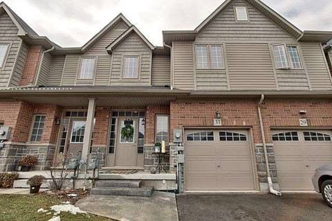 Townhouse for sale at 31 Bankfield Cres Hamilton Ontario - MLS: X4407895