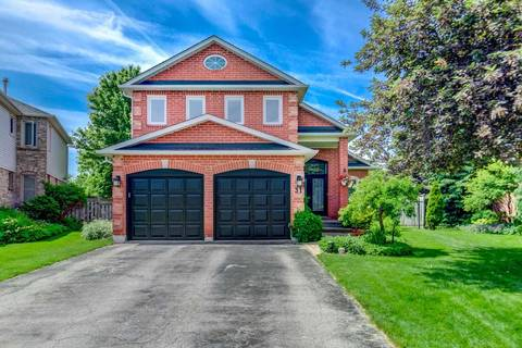 House for sale at 31 Banting Rd Halton Hills Ontario - MLS: W4492526