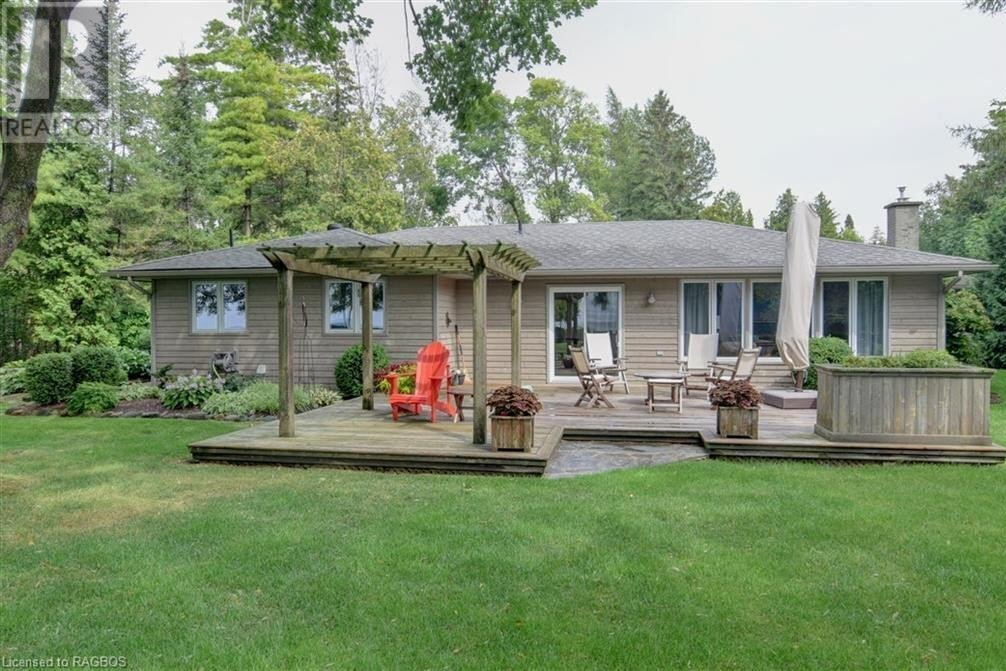 House for sale at 31 Bayview Pt Saugeen Shores Ontario - MLS: 40035339