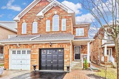 Townhouse for rent at 31 Baywell Cres Aurora Ontario - MLS: N4685234