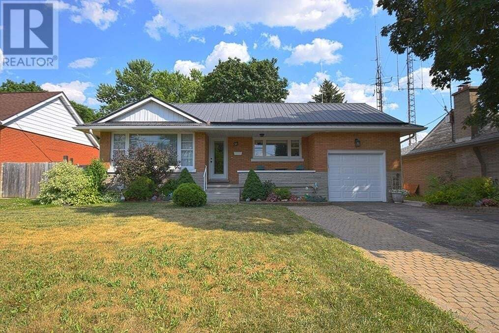 House for sale at 31 Belleview Ave Kitchener Ontario - MLS: 30820182