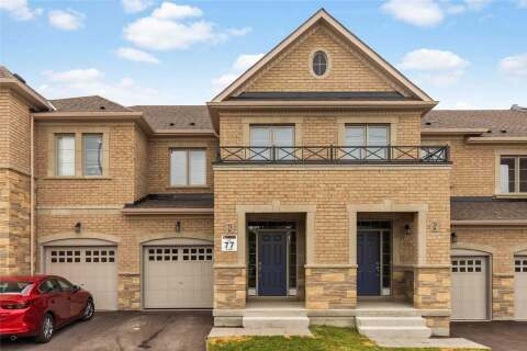 Townhouse for sale at 31 Bellflower Ln Richmond Hill Ontario - MLS: N4825427