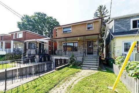 House for sale at 31 Bexley Cres Toronto Ontario - MLS: W4517853
