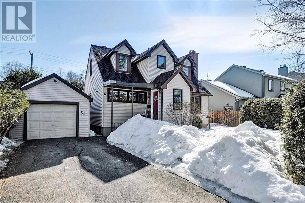 House for sale at 31 Birch Ave Ottawa Ontario - MLS: 1187052